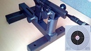 Отстрел на кучность пневматического пистолета Gletcher TT NBB