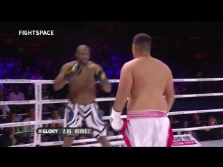 Glory55(нокаут): джуниор тафа vs. энтони макдональд  | junior tafa vs. anthony mcdonald
