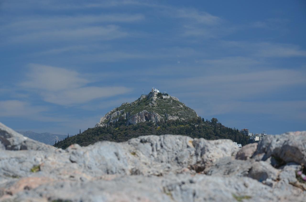 FqbCL6nMU9o Ликавитос (Ликабет) холм в Афинах.