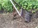 Тестирование ручной картофелекопалки и приспособления для обработки почвы