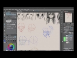 Neil Fontaine - 002 Sideview How to draw manga anime faces