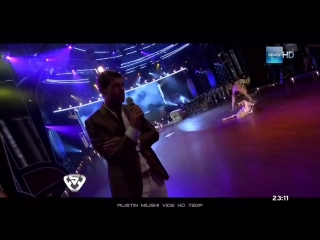 Increible Baile Hot - Virginia Gallardo - StripDance - Bailando2011 07-10-11 HD 720p.mp4
