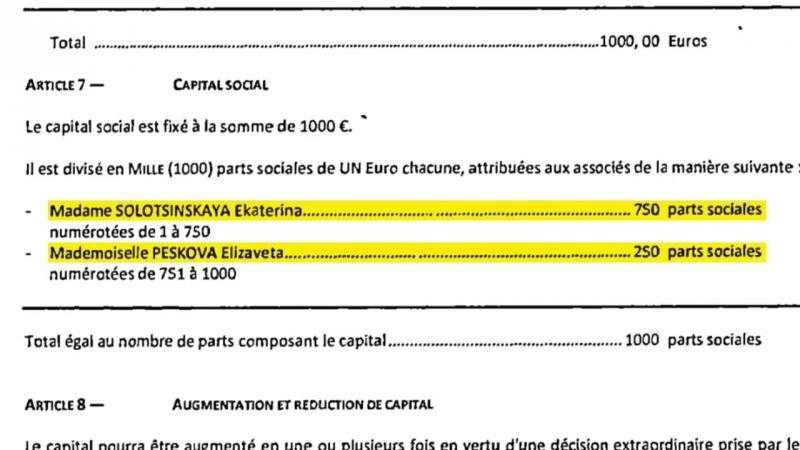 Как пресс секретарь Путина квартиру в Париже купил MP4