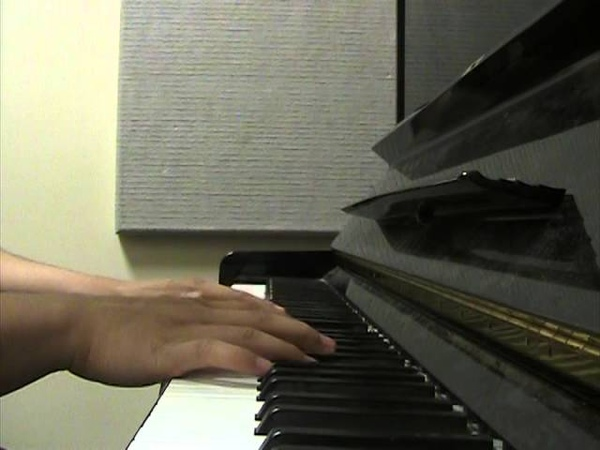 Defiance - Theme from Defiance (Piano)