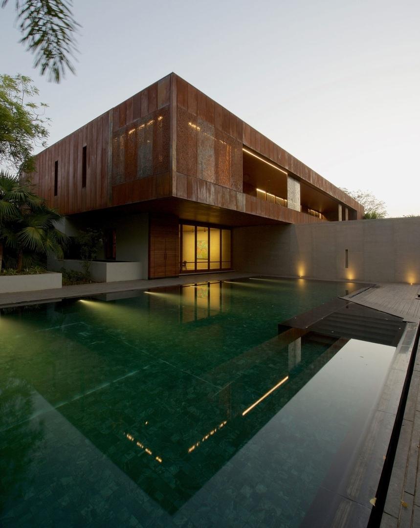 Частный дом в Индии