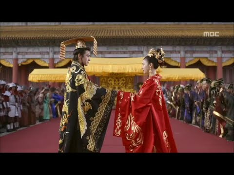 Empress Ki (기황후 OST Part.1) Eng.Sub.Thorn Love - 4Men