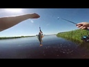Открыта! Рыбалка на киевском море! На щуку и окуня с воблерами и силиконом!