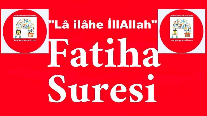 Fatiha Suresi, Fatiha suresinin anlamı, okunuşu, meali ve tefsiri. Elham Sûresi