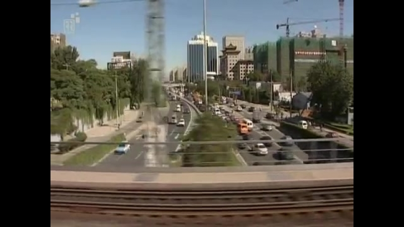 Die Transsibirische Eisenbahn - Mit der Eisenbahn von Moskau nach Peking (Teil II)