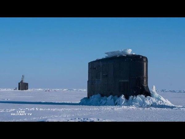 Приключения подводных лодок США в Арктике