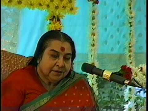 1990-0811, Пуджа Шри Сарасвати, Вишнумайя - огненная Личность, Ванкувер, Канада, субтитры