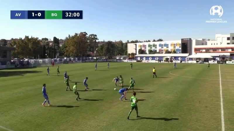 NPL Victoria U20 Round 13, Avondale FC vs Bentleigh Greens
