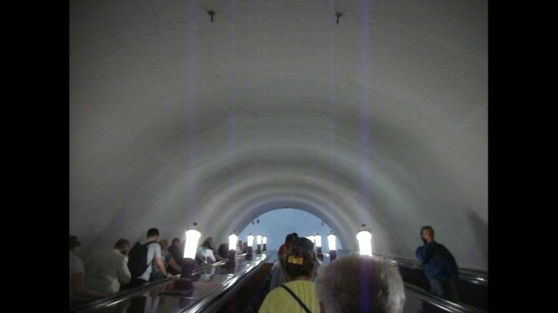 20062018 м. Рижская. Грусть-тоннель
