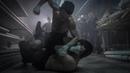 A Tergo Lupi: Break the breath - fight video (tagelharpa, ritual drum, bouzouki fighting song)