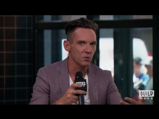 Jonathan Rhys Meyers Discusses 'Damascus Cover' (With Our Pre-Show, The BUILD Up).mp4