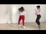 Hip-hop choreo - Лика Дубинина