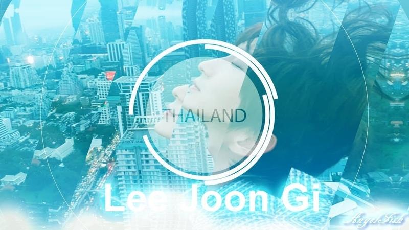 이준기 李準基~ 2018行走的畫報 JG in Thailand (イジュンギ lee joon gi )