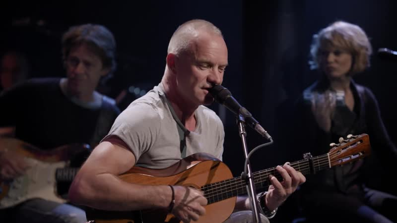 Sting - Coming Home's Not Easy Yet (Live 2014) [HD 1080]