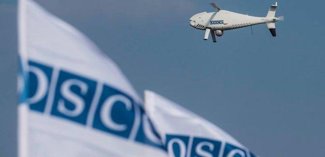 Военное положение: ОБСЕ сообщила о новой технике боевиков, находящейся возле Луганска