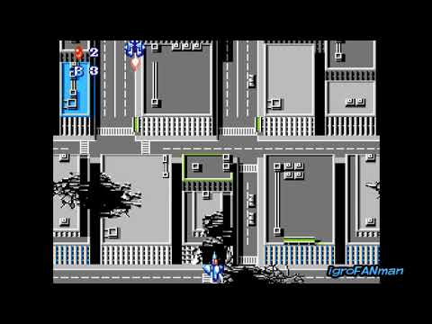 Crisis Force(Gameplay DENDYNES)