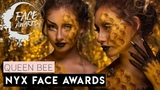 NYX Face Awards Brasil 2018 Desafio 3 - QUEEN BEE TOP6