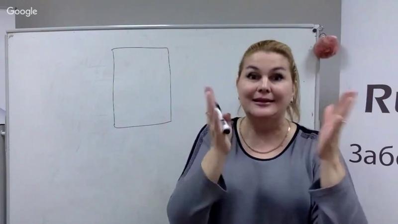 Мастер-класс Эльвиры Гарифьяновой БЕСКОНЕЧНЫЕ ПАРТНЕРЫ В МЛМ