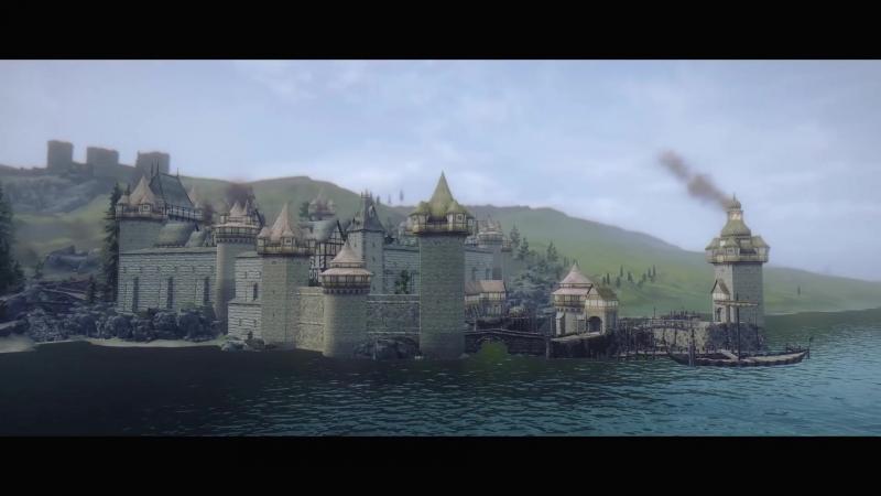 Трейлер двух провинций Хаммерфелл и Хай Рок в Beyond Skyrim: Three Kingdoms.