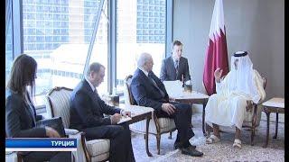 Александр Лукашенко в Стамбуле провёл 5 встреч с лидерами стран Азии и Ближнего Востока 14 апреля