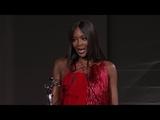 2018 CFDA Fashion Awards Naomi Campbell Receives Fashion Icon Award