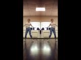 REGGAETON 2018. Импровизация. Тренер Анастасия Абраменко