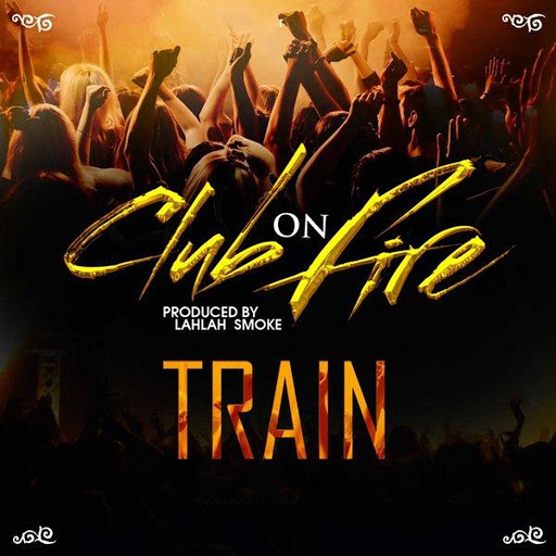 Train альбом Club on Fire
