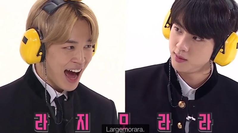 BTS 'You Laugh = You Lose' Challenge