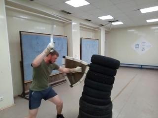 Тестируем перчатки.Сергей Уткин и Александр Дубровин(Саратов).Ч.4.