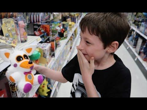 FNAF Toy Hunt for Lolbit EP7 FINALLY