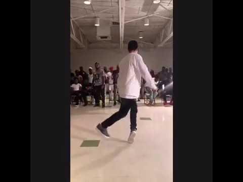 Jav round vs. JayR | Memphis Jookin Battle | Last 2 Walk