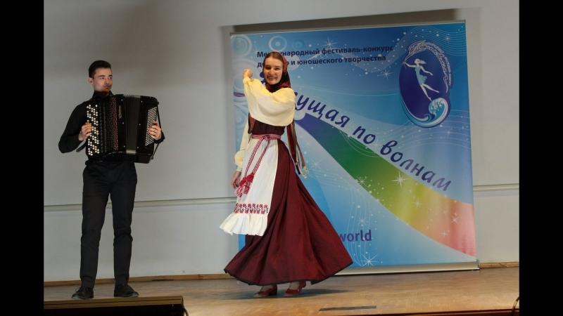 Ирина Терёшина - Студёновские страдания (Липецкая область)