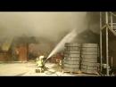 Пожар в торговом центре Северяне