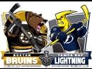 NHL 17-18 SC R2 G3. 02.05.18. TBL - BOS. Евроспорт.