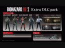 Resident Evil 2 Deluxe DLC Costumes
