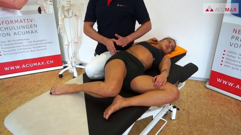 Musculus iliopsoas: Ulf Pape zeigt Tipps für Physios, Masseure und Heilpraktiker