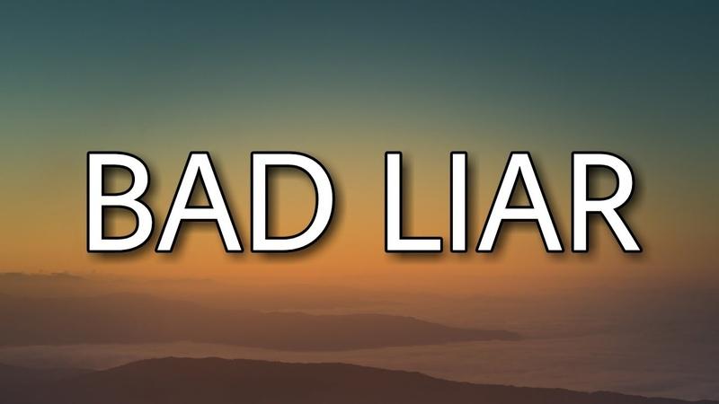 Imagine Dragons - Bad Liar (Lyrics)