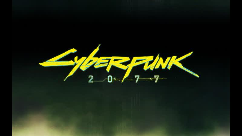 Cyberpunk 2077 (Ciri overshadowing the cyberpunk 2077 in witcher 3)