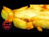 Das Geheimnis belgischer Pommes Frites