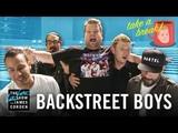 Take a Break Backstreet Boys in Las Vegas