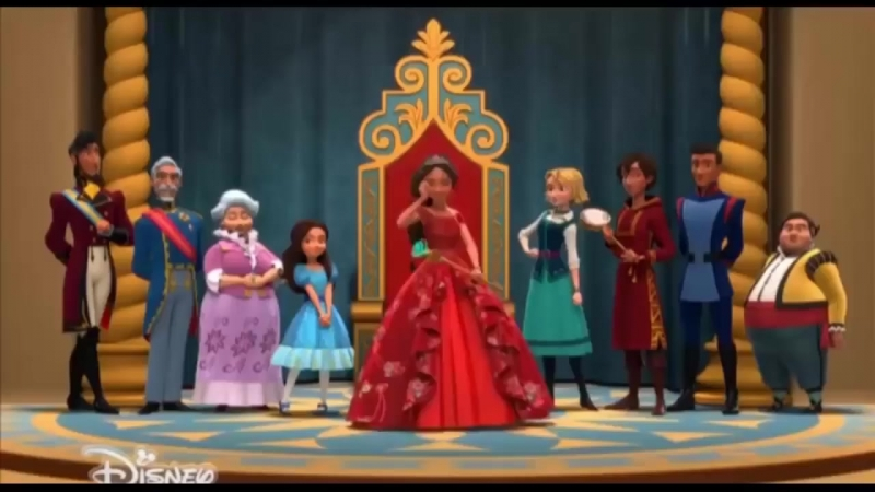 Elena of Avalor Opening (Russian)
