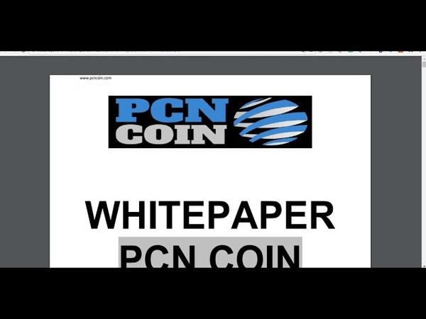 Pcncoin com заработок на инвестировании в ICO проект Свежий ICO с выводом на эфириум кошелек крипто