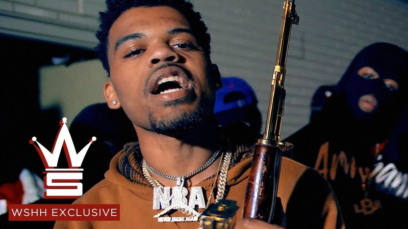 NBA OG 3Three Back On It (WSHH Exclusive - Official Music Video)