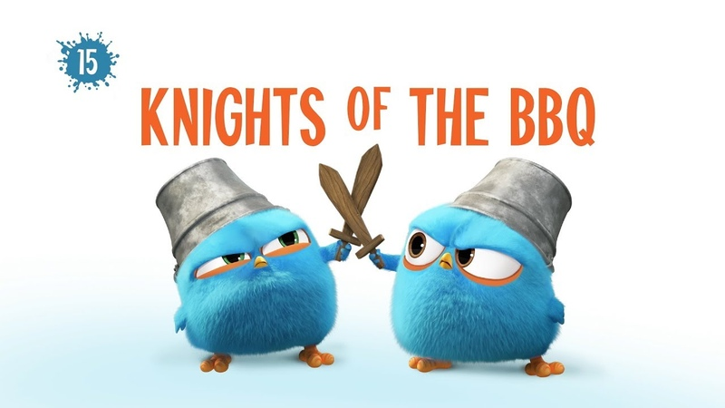 Angry Birds Blues | Knights of The BBQ - S1 Ep15