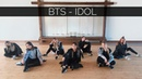BTS 방탄소년단 IDOL cover by feat Hello it's me