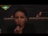 актриса Асель Сагатова